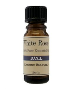 Basil 100% Pure Essential Oil - Therapeutic & Cosmetic Grade