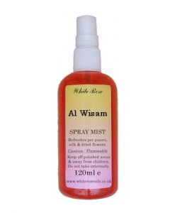 Al Wisam Fragrance Room Sprays (Paraben Free)