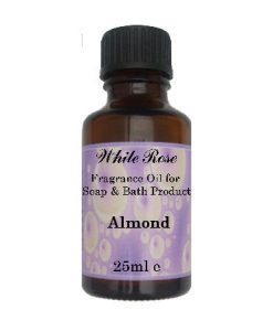 Almond Fragrance Oil For Soap Making