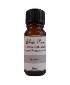 Amber Full Strength (Paraben Free) Fragrance Oil