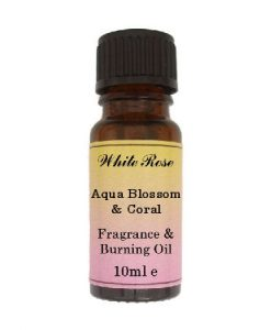Aqua Blossom & Coral (Paraben free) Fragrance Oil