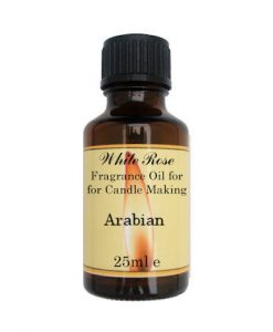 Arabian Fragrance Oil For Candle Making