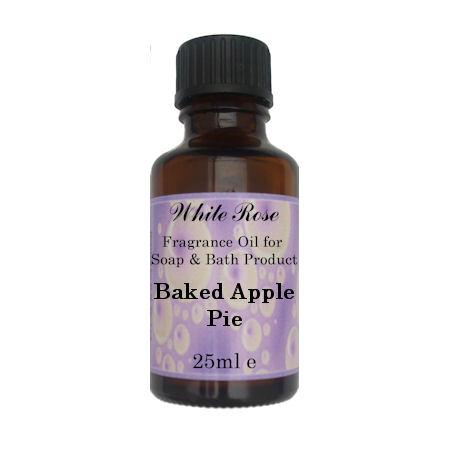 Baked Apple Pie Fragrance Oil For Soap Making.