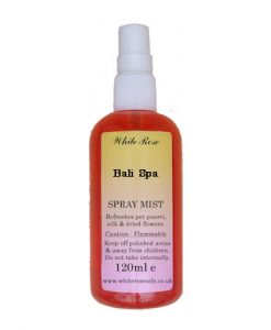 Bali Spa Fragrance Room Sprays (Paraben Free)