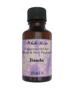 Bambi Fragrance Oil For Soap Making.