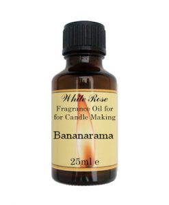 Bananarama Fragrance Oil For Candle Making