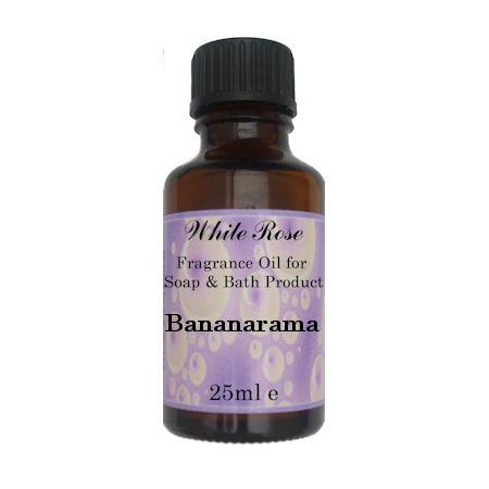 Bananarama Fragrance Oil For Soap Making.