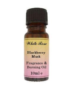 Blackberry Musk (paraben Free) Fragrance Oil