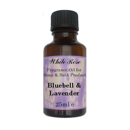 Bluebell & Lavender Fragrance Oil For Soap Making.
