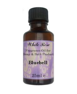 Bluebell Fragrance Oil For Soap Making.