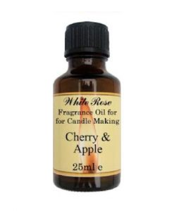 Cherry & Apple Fragrance Oil For Candle Making