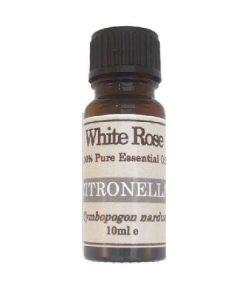 Citronella 100% Pure Therapeutic Grade Essential Oil