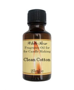 Clean Cotton Fragrance Oil For Candle Making