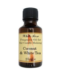 Coconut Leaf & White Tea Fragrance Oil For Candle Making