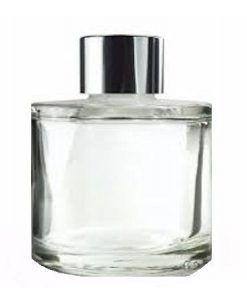 100ml Round Glass Reed Diffuser Bottle