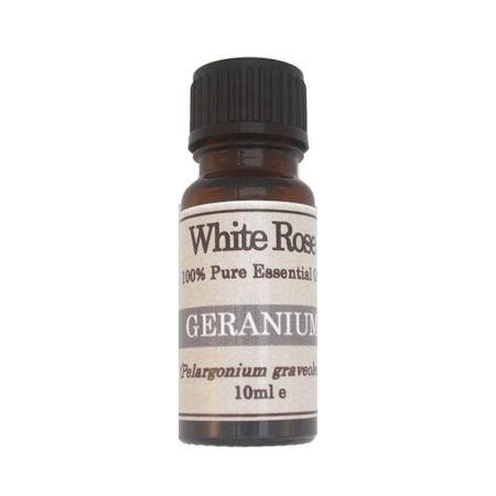 Geranium (Pelargonium graveolens) 100% Pure Cosmetic Grade Essential Oil