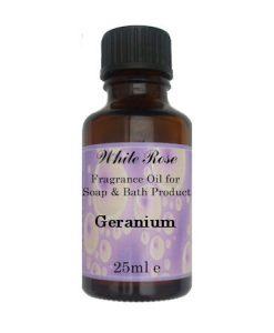 Geranium Fragrance Oil For Soap Making.