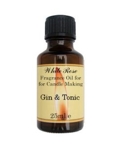 Gin & Tonic Fragrance Oil For Candle Making