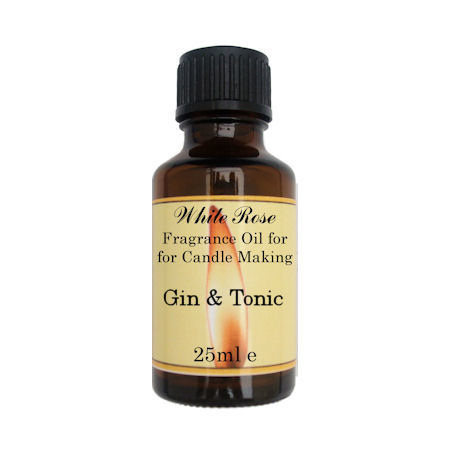 Gin Amp Tonic Fragrance Oil For Candle Making Suitable For