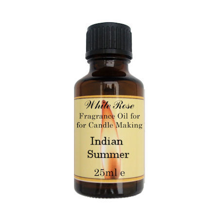 Indian Summer Fragrance Oil For Candle Making