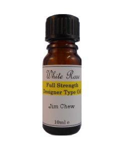 James Chew Designer Type FULL STRENGTH Fragrance Oil (Paraben Free)