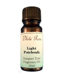 Light Patchouli Designer Type Fragrance Oil (Paraben Free)