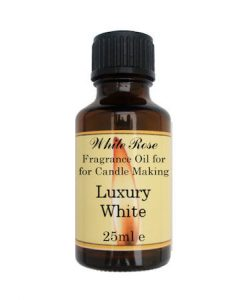 Luxury White Fragrance Oil For Candle Making