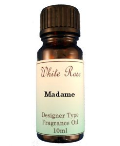 Madame Designer Type Fragrance Oil ( Paraben Free)