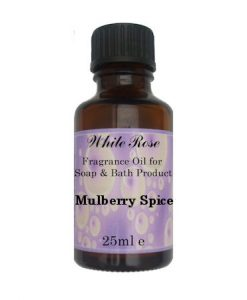 Mulberry Spice Fragrance Oil For Soap Making