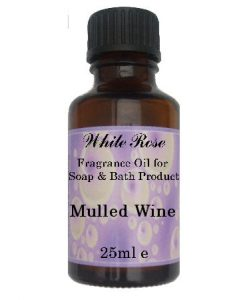Mulled Wine Fragrance Oil For Soap Making