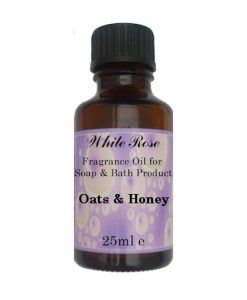Oats & Honey Fragrance Oil For Soap Making