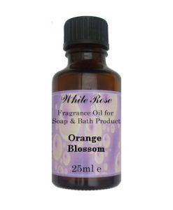 Orange Blossom Fragrance Oil For Soap Making