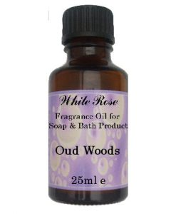 Oud Woods Fragrance Oil For Soap Making