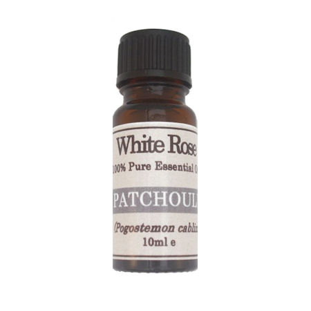 Patchouli (Pogostemon cablin) 100% Pure Cosmetic Grade Essential Oil