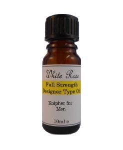 Rolpher For Men Designer Type FULL STRENGTH Fragrance Oil (Paraben Free)