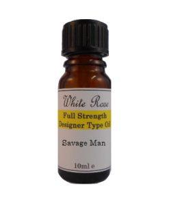 Savage Man Designer Type FULL STRENGTH Fragrance Oil (Paraben Free)