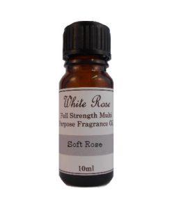 Soft Rose Full Strength (Paraben Free) Fragrance Oil