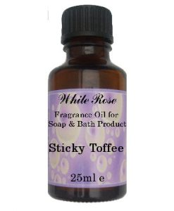 Sticky Toffee Fragrance Oil For Soap Making