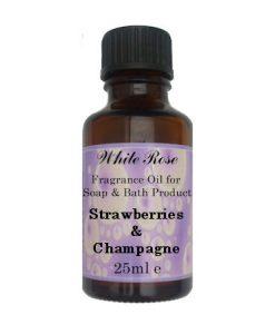 Strawberries & Champagne Fragrance Oil For Soap Making