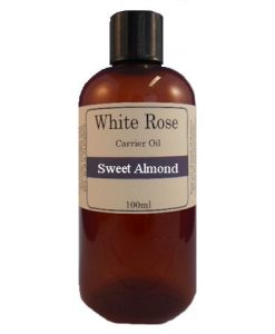 Sweet Almond Carrier Base Oil (Prunus dulcis)