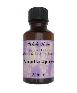Vanilla Spice Fragrance Oil For Soap Making