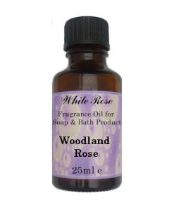 Woodland Rose Fragrance Oil For Soap Making
