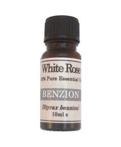 Benzoin 100% Pure Essential Oil