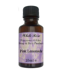 Pink Lemonade Fragrance Oil For Soap Making