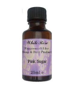 Pink Sugar Fragrance Oil For Soap Making