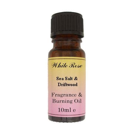 Sea Salt & Driftwood (paraben Free) Fragrance Oil