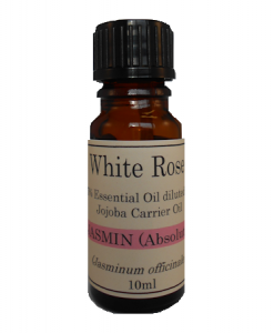 5% Diluted Essential Oil Jasmine Absolute (Jasminum officinale)